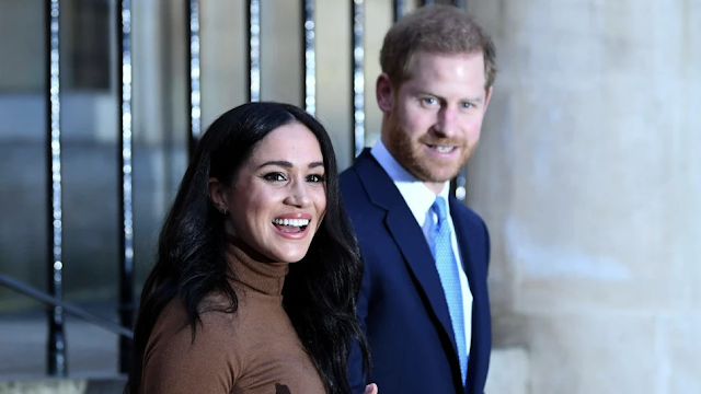 Human Remains Found Near Prince Harry And Meghan's California Home, May Belong To Native American Group