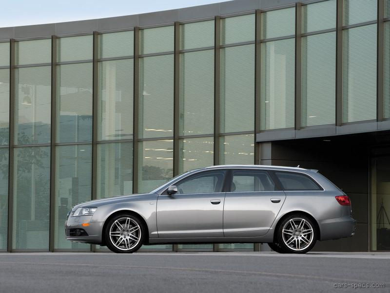 2006 Audi A6 Wagon Specifications Pictures Prices