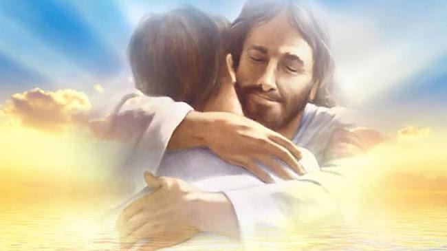 Thiên Chúa sẵn lòng tiếp nhận kẻ có tội