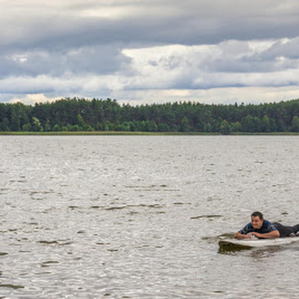 Gdzie na Windsurfing? Może nad kociewskie morze w Osieku?
