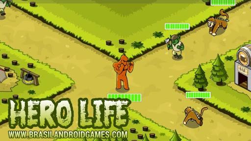 Download Hero Life v3.0.31 APK Full - Jogos Android