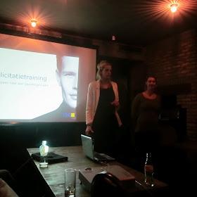 Toekomstoriëntatieactiviteit: Sollicitatietraining (22 november)2012