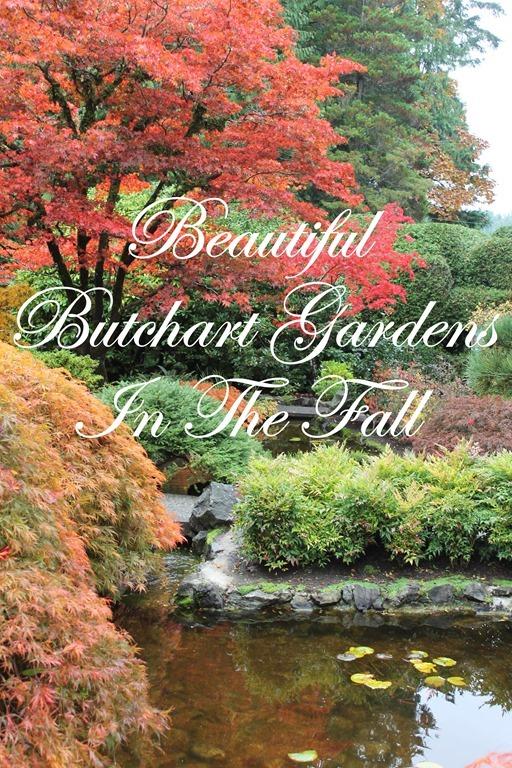 Butchart Gardens Sooke 334