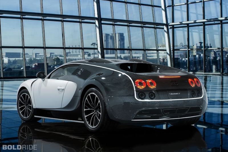 Bugatti Veyron by Mansory Vivere HD Quality Images