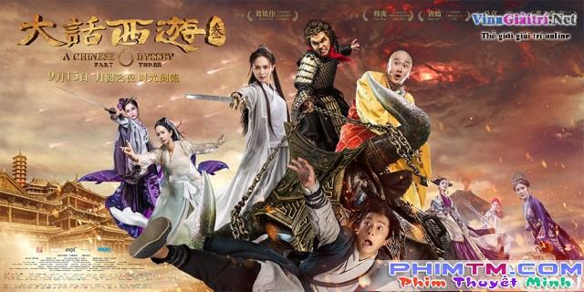 Xem Phim Tân Tây Du Ký 3 - A Chinese Odyssey: Part Three - phimtm.com - Ảnh 1