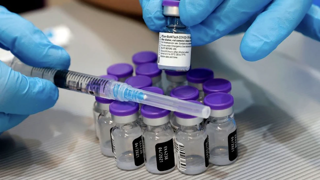 Israeli Study Shows Pfizer Vaccine Effective With One Dose, Lower Temperature Storage