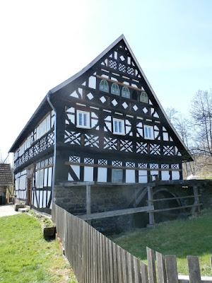 Die Teufelsmühle in Ilbeshausen