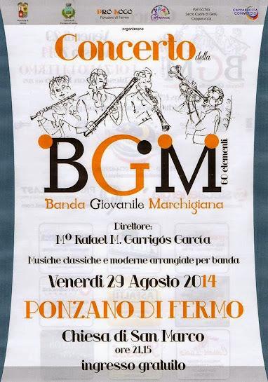 Concerto BGM