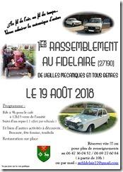 20180819 Le Fidelaire