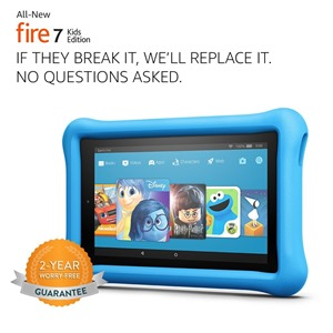 fire kids edition