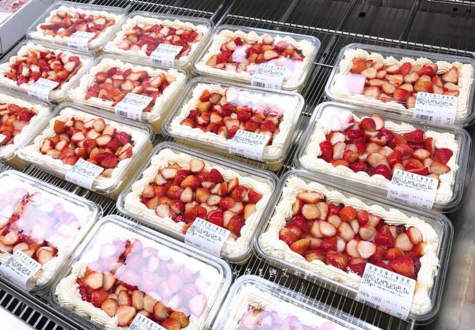 13 好市多必買 Costco 必買 網友推薦  新鮮草莓千層蛋糕