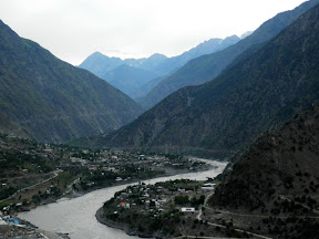 Indus river at Pattan/Komalia