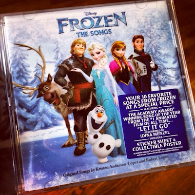 "BamagirlRUNS: ""Disney's Frozen The Songs"" Soundtrack ... Katie Lopez Frozen Singing"