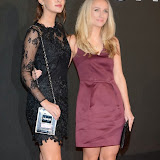 OIC - ENTSIMAGES.COM - Lucy watson and Tiffany Watson at the Divergent Series: Insurgent - world film premiere in London 11th March 2015  Photo Mobis Photos/OIC 0203 174 1069