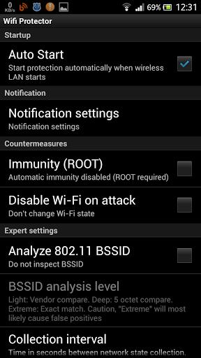 تطبيق WiFi protected للحماية من الاختراق وهجمات تطبيق WIFI KILL للاندرويد