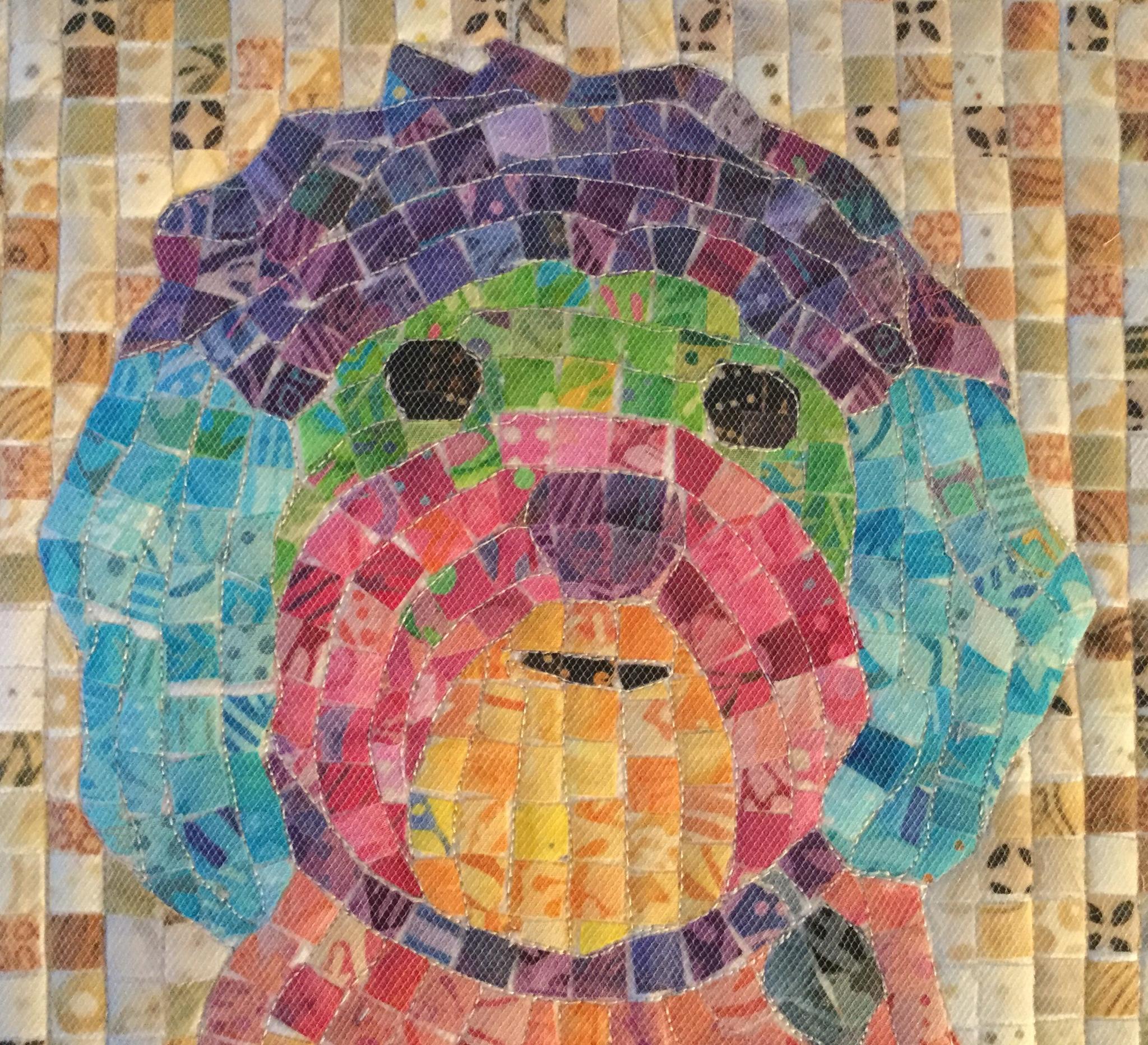 cheryl lynch quilts mini mosaics magic. Black Bedroom Furniture Sets. Home Design Ideas
