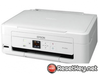 Epson PX-434A Waste Ink Pads Counter Reset Key