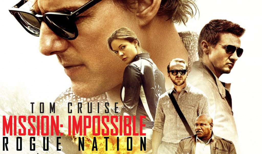 Mission impossible- Rogue nation