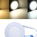 3 màu đặc trưng của đèn led âm trần đổi màu