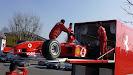 Michael Schumacher Ferrari F2000