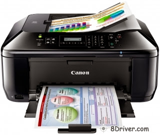 download Canon PIXMA MX514 printer's driver