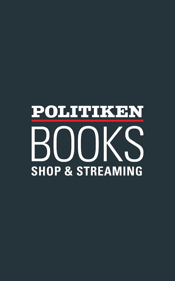 Politiken Books- screenshot