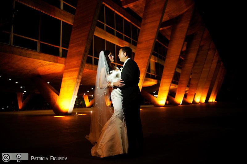 Foto de casamento 1411 de Monique e Joel. Marcações: 04/09/2010, Casa de Festa, Casamento Monique e Joel, Fotos de Casa de Festa, Museu de Arte Moderna MAM, Rio de Janeiro.
