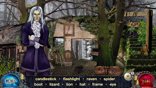 Vampire – Hidden Object Adventure v1.2.001 MOD APK (PATCHED) 1
