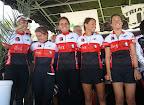 Équipe Femmes de Triathlon vice-championne de France D3