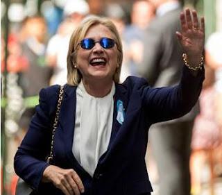 Hillary clinton souffrante, se repose: Obama fait campagne pour elle