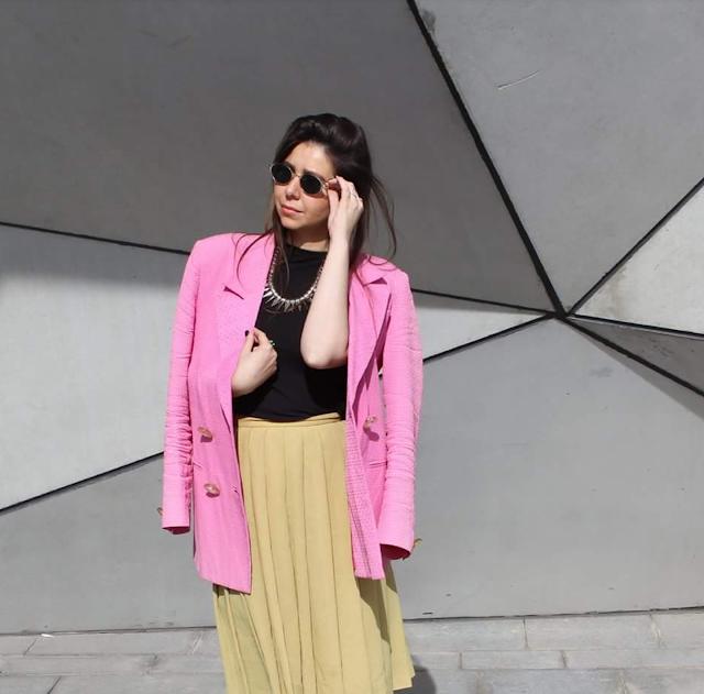 בלוג האופנה של ישראל- coca style