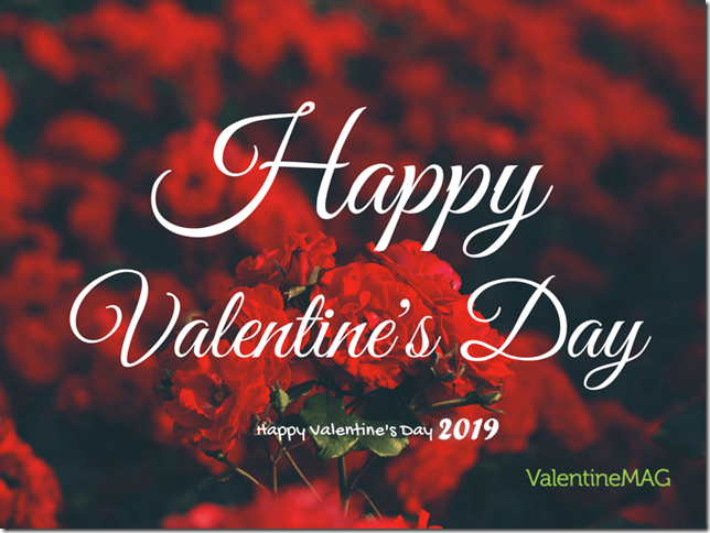 Happy-Valentines-Day-2019-images-red-rose