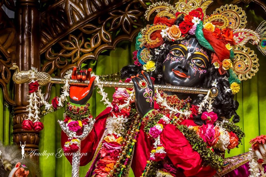 ISKCON Mayapur Deity Darshan 11 Jan 2017 (35)