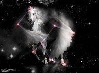 πήγασος αστερισμός, pegasus constellation.