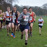 Witton Park senior relay 2013 by Dave