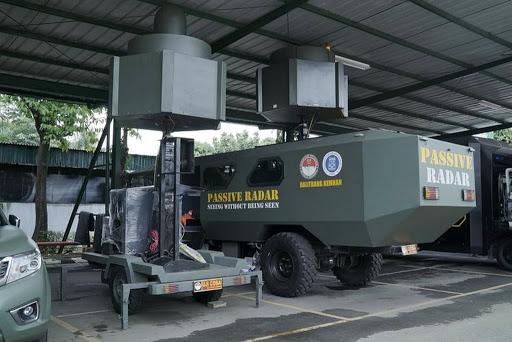 Radar Pasif Balitbang