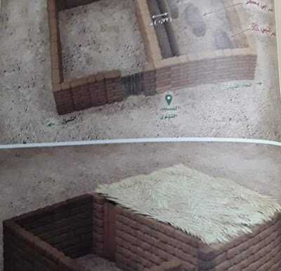 Berikut 12 catatan tentang makam Nabi shalallahu alaihi wasallam: