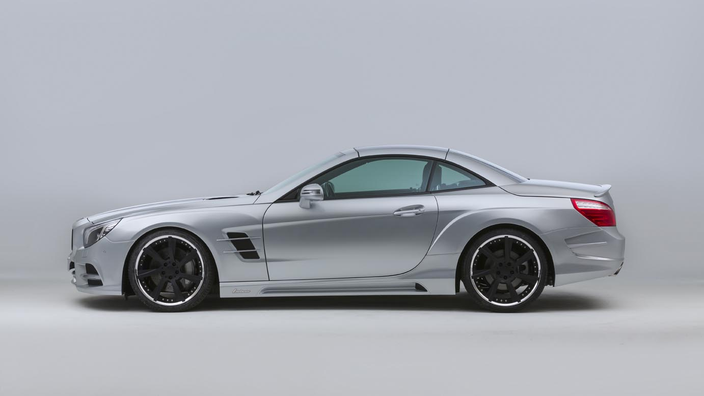 Pick of the day mercedes benz sl500 by lorinser for Mercedes benz lorinser