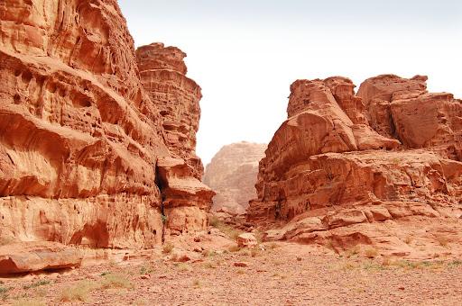 Иордания. Долина Вади Рум