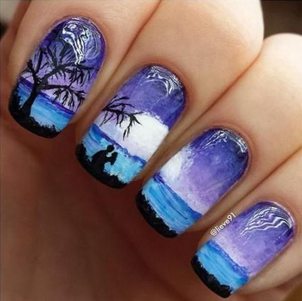 Different types of nail polish designs image collections nail nail art designs types great photo blog about manicure 2017 nail art designs types prinsesfo image prinsesfo Gallery