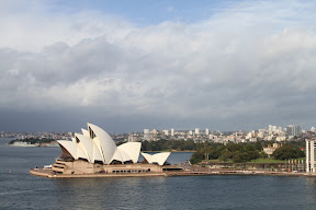 Sydney Opera House on Bennelong Point