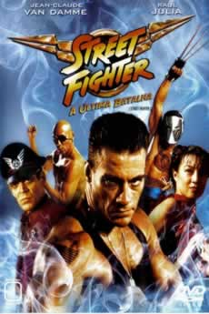 Street Fighter: A Última Batalha Torrent