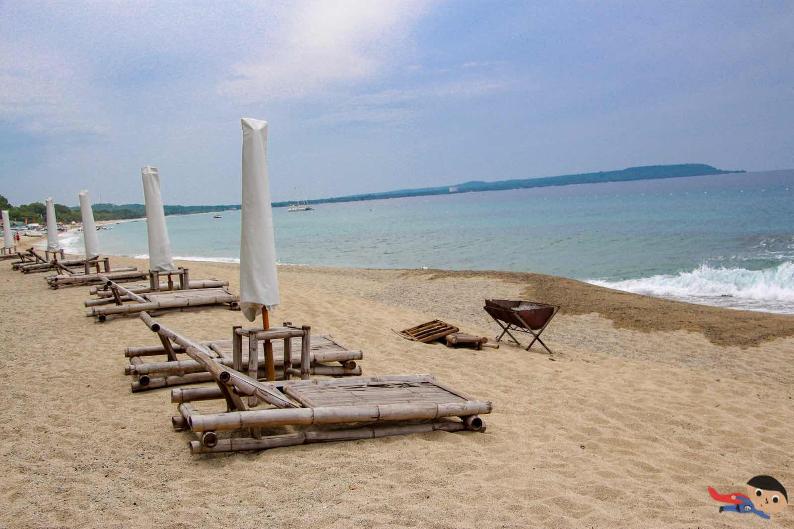 Relaxation in La Luz Beach Resort, Batangas