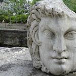 Maison Jean Cocteau : sculpture