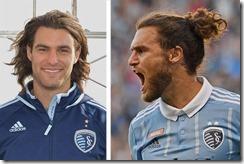 Graham Zusi Long Hair Man Bun Soccer Hairstyles