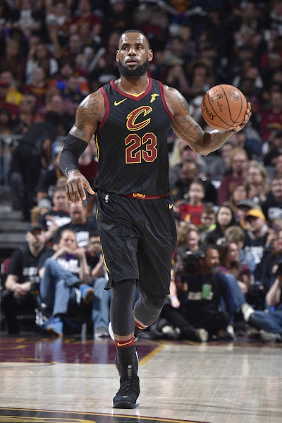 LeBron James Debuts Shox BB4 Inspired LeBron Watch 15s in Game 1 Loss