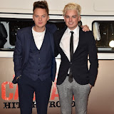 OIC - ENTSIMAGES.COM - Conor Maynard and Jack Maynard at the Joe and Caspar Hit The Road - UK film in London  22nd November 2015 premierePhoto Mobis Photos/OIC 0203 174 1069