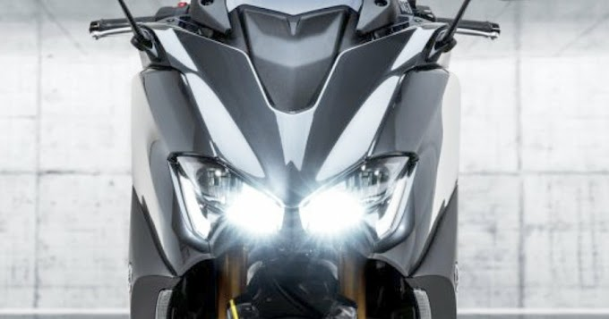 2022 it's is expected that Yamaha to develop a new TMAX Hybrid the patent has been registered!