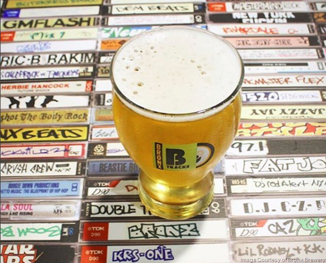 Bronx Brewery Announces Next B-Track Releases