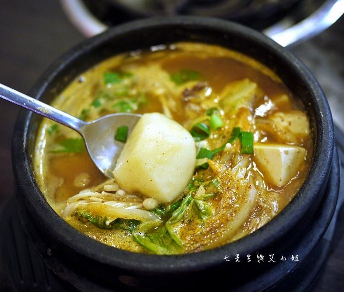 6 江原道韓國料理
